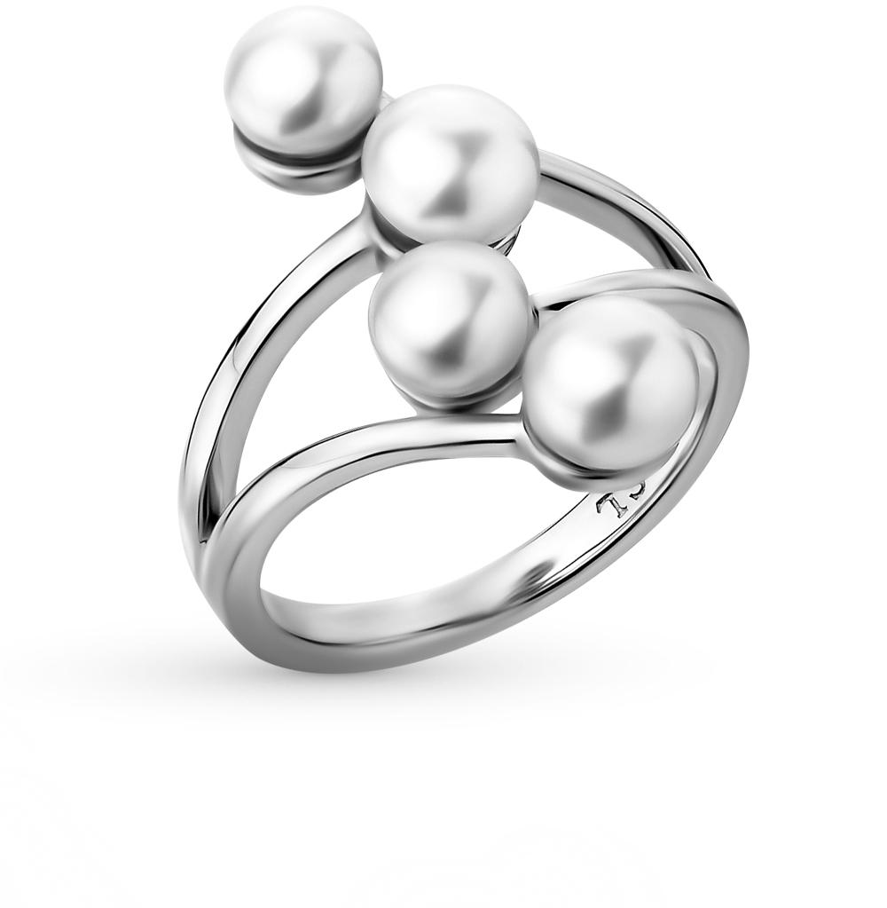 Фото «серебряное кольцо с жемчугом»