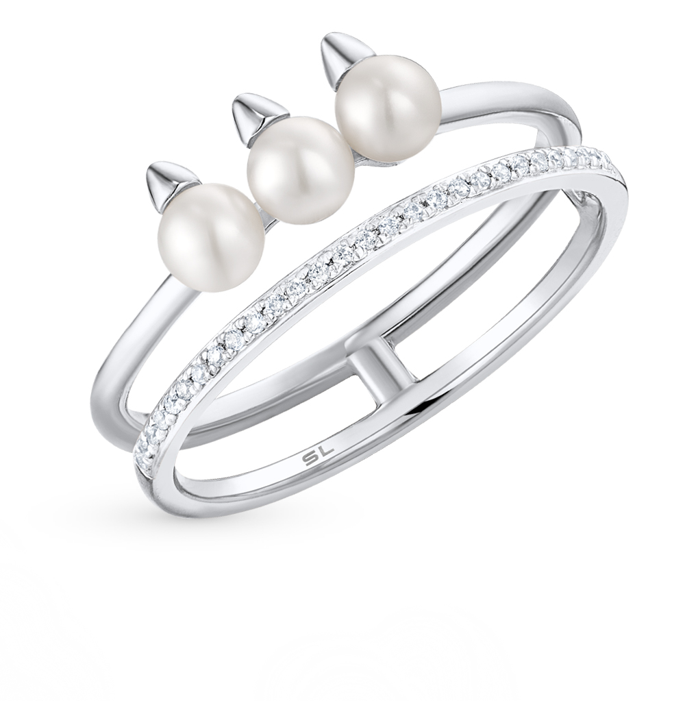 Фото «кольцо с жемчугом»