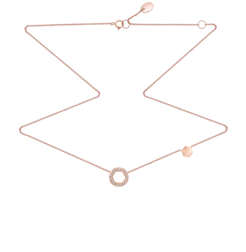 Фото «золото шейное украшение с бриллиантами»